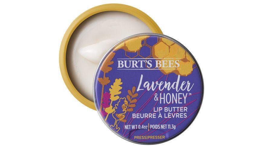 BURT'S BEES Lip Butter Lavender & Honig