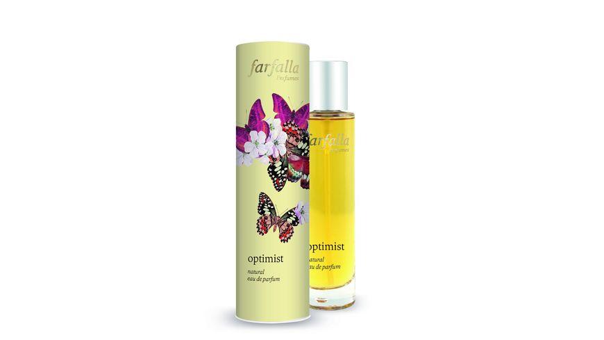 Farfalla Optimist Natural Eau de Parfum