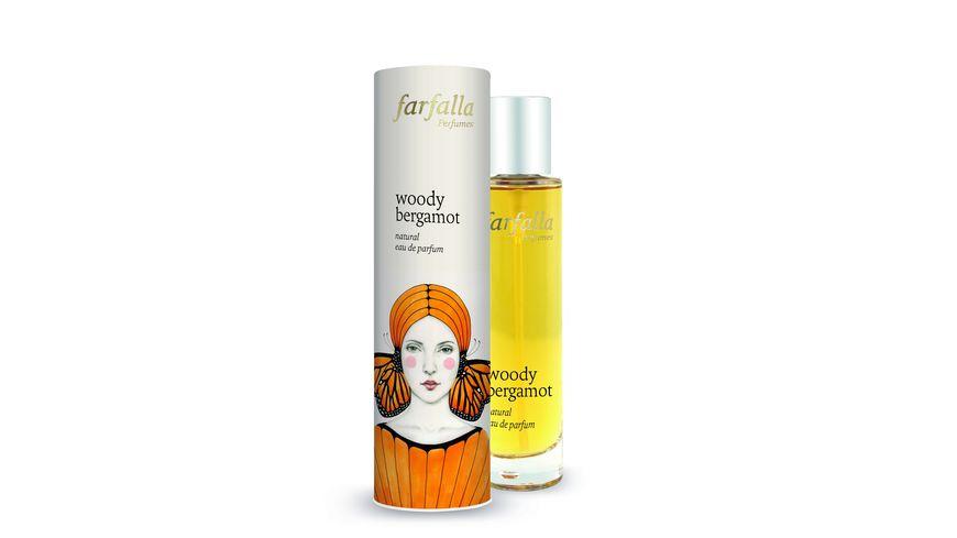 Farfalla Woody Bergamot Natural Eau de Parfum