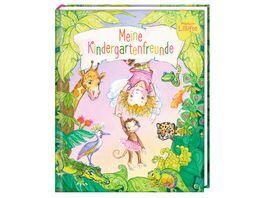 Die Spiegelburg Meine Kindergartenfreunde Prinzessin Lillifee Freundebuch