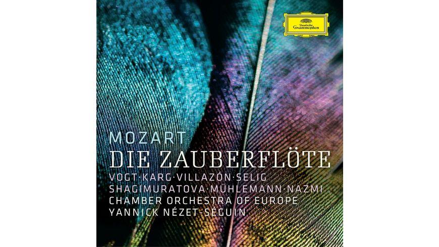 Mozart Die Zauberfloete