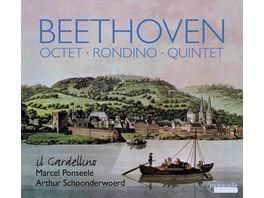Octet op 103 Rondino WoO 25 Quintet op 16