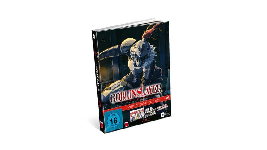 Goblin Slayer Vol 3 Limited Mediabook