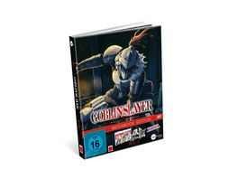 Goblin Slayer Vol 3 Limited Mediabook