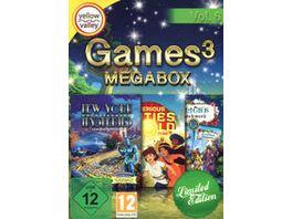 Games 3 PC Mega Box Vol 6