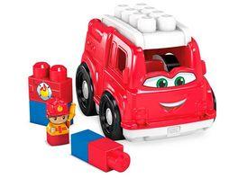 Fisher Price Mega Bloks Kleines Fahrzeug Feuerwehrauto