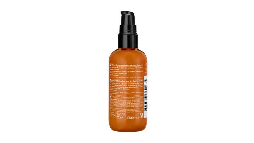 Botanicals Argan und Saflorbluete reichhaltiges Creme Serum fuer trockenes Haar
