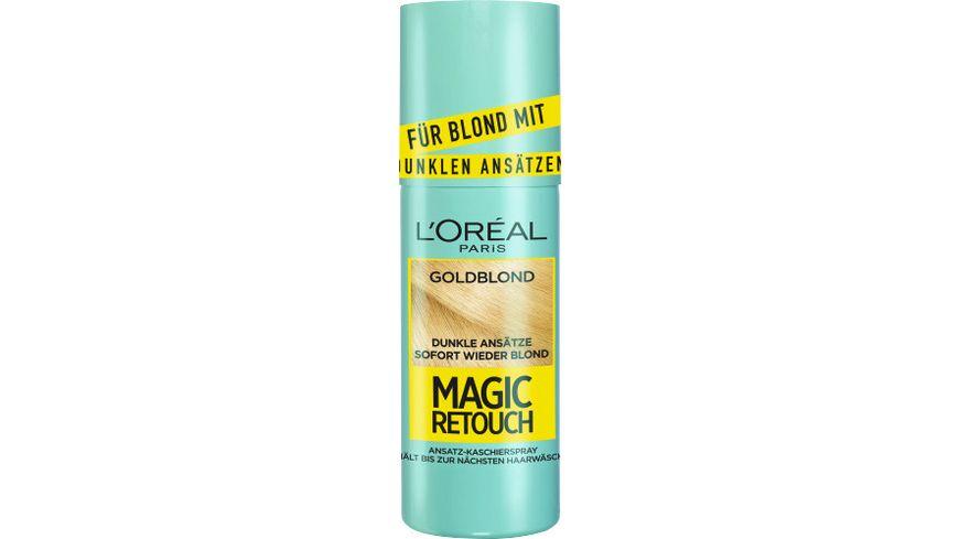L OREAL PARIS Magic Retouch Ansatzspray hellblond bis blond