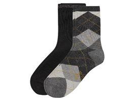 s Oliver Damen Socken Fashion Lurex 2er Pack
