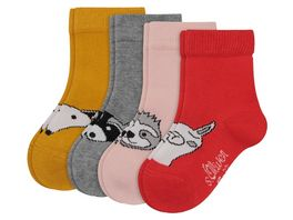s Oliver Baby Socken Fashion 4er Pack