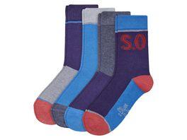 s Oliver Kinder Socken Junior 4er Pack