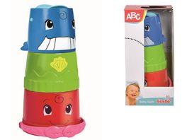 Simba ABC Eimerchen mit Stapelbecher