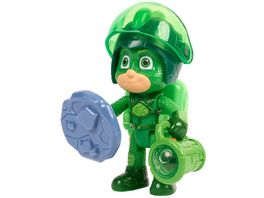 Simba PJ Masks Super Moon Adventure Gecko Figure Set