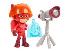 Simba PJ Masks Super Moon Adventure Eulette Figure Set