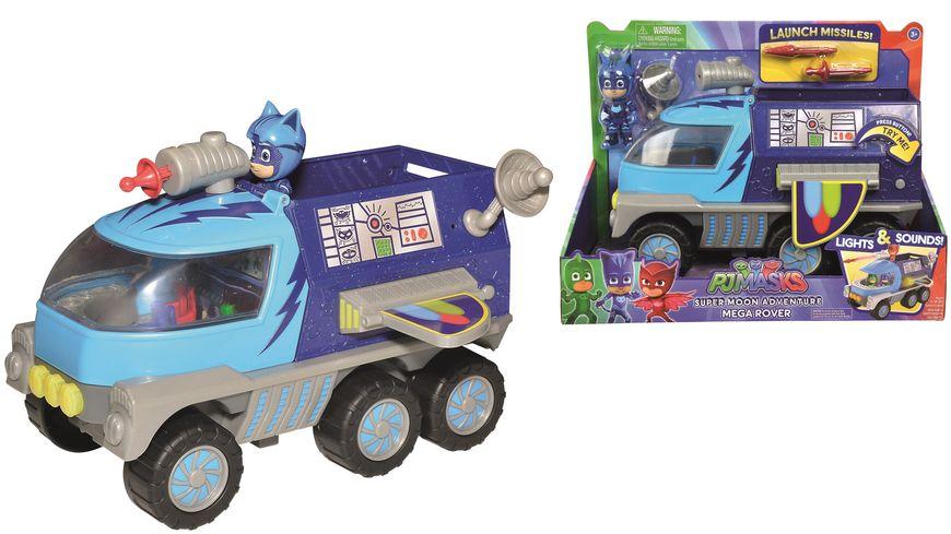 Simba PJ Masks Super Moon Adventure Mega Rover