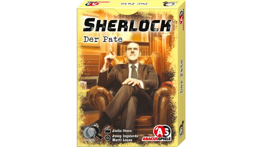 ABACUSSPIELE - Sherlock – Der Pate