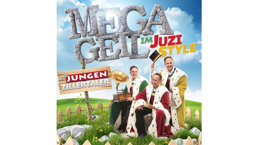 MEGAGEIL im JUZI Style