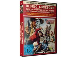 Riding Lonesome Western Deluxe Box 6 DVDs