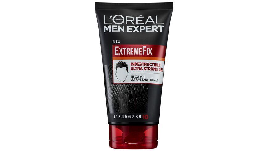 L OREAL PARIS MEN EXPERT Extreme Fix Indestructible Gel