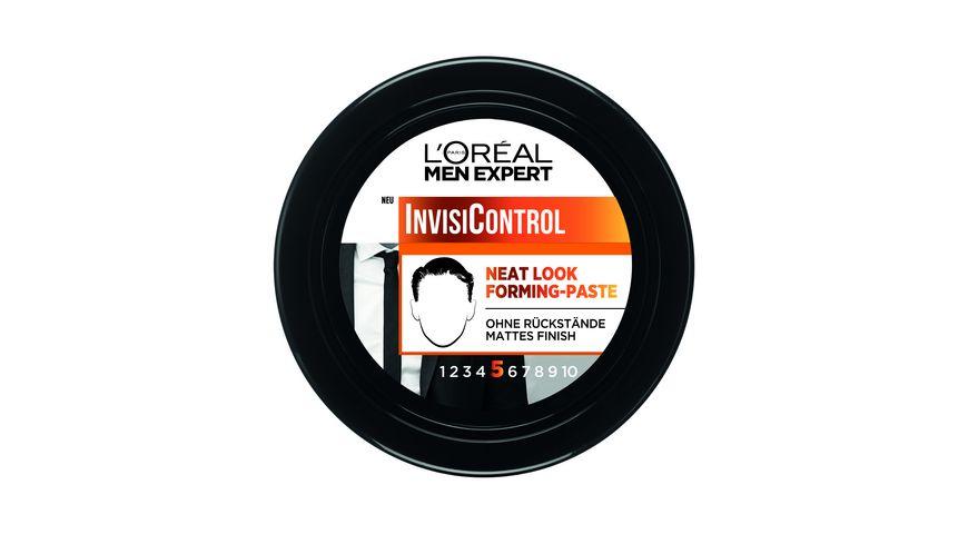 L OREAL PARIS MEN EXPERT InvisiControl Neat Look Forming Paste