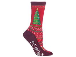 HOTSOX Damen Socken Christmas Tree