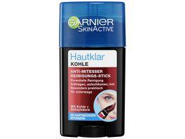 GARNIER SkinActive Hautklar Kohle Anti Mitesser Reinigungs Stick