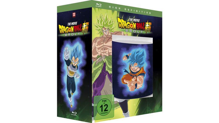 Dragonball Super Broly Blu ray Exklusiv nur bei Mueller