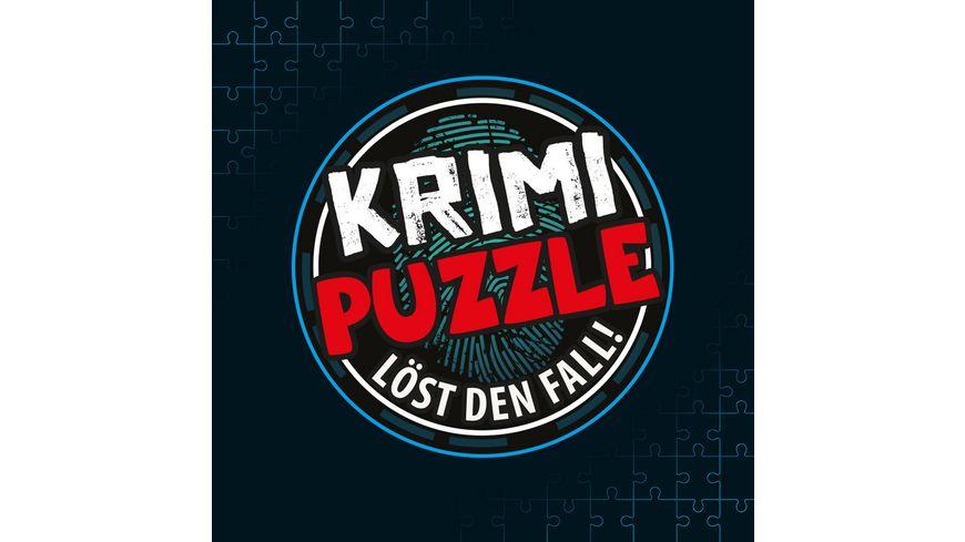 KOSMOS Krimi Puzzle Die drei Die Villa der Raetsel Loest den Fall
