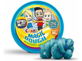 CRAZE Magic Dough Spiel Mit Freezy Glitter