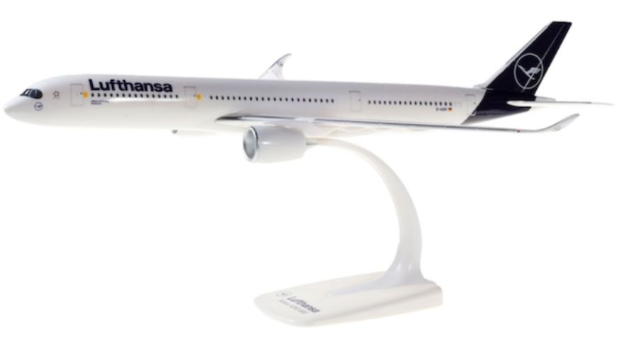 Herpa 612258 Snap Fit Lufthansa Airbus A350 900
