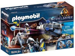 PLAYMOBIL 70224 Novelmore Geniale Wasserballliste