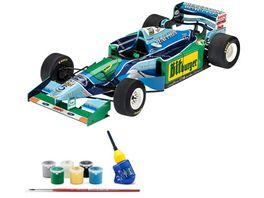Revell 05689 Geschenkset 25th Anniversary Benetton Ford