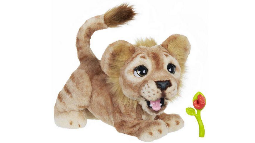 Hasbro FurReal Friends Bruellender Simba
