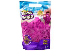 Spin Master Kinetic Sand 907 g pinker Kinetic Sand im wiederverschliessbaren Beutel