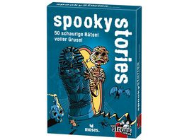 moses spooky stories black stories Junior