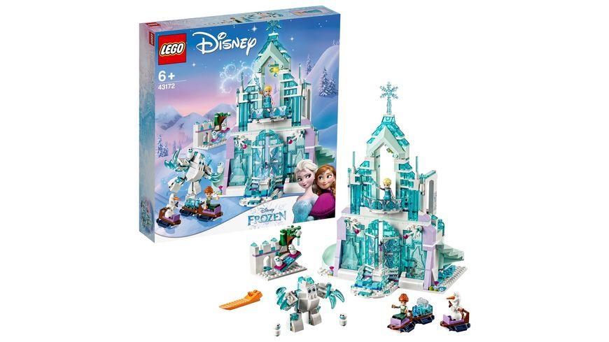 LEGO Disney Frozen 43172 Elsas magischer Eispalast