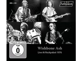 Live at Rockpalast 1976 2CD DVD