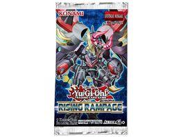 Yu Gi Oh Sammelkartenspiel Rising Rampage Booster Pack