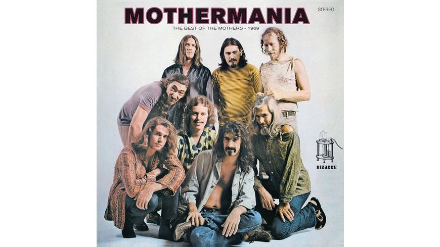 Mothermania The Best Of The Mothers Vinyl