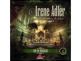 Irene Adler 01 Tod Im Oberhaus