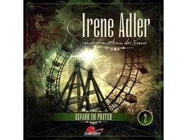 Irene Adler 02 Gefahr Im Prater