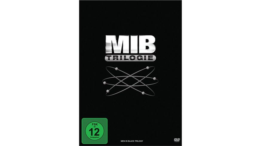 Men in Black 1 3 Box 3 DVDs