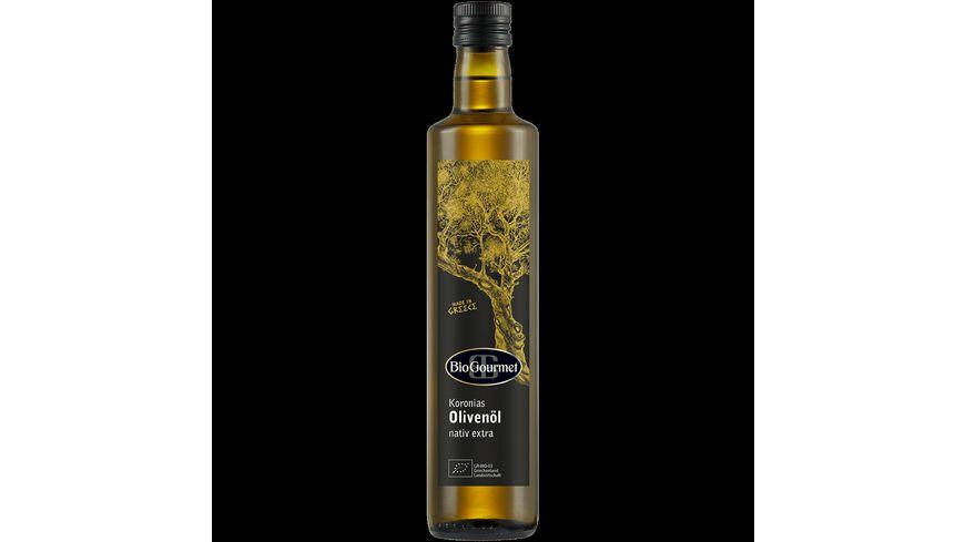BioGourmet Koronias Olivenoel nativ extra