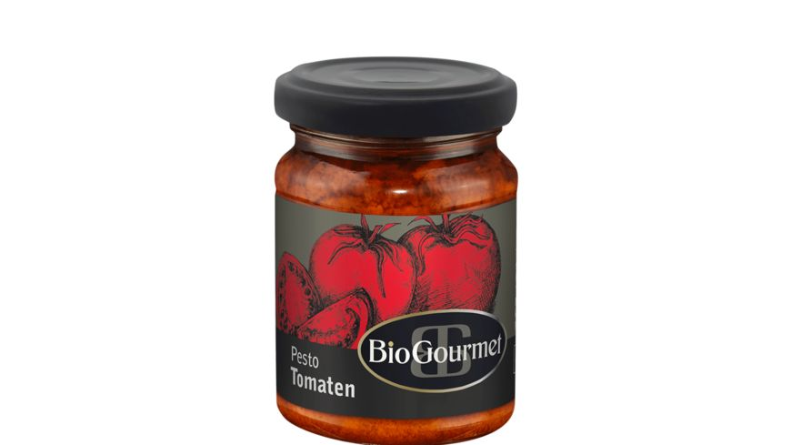BioGourmet Tomaten Pesto