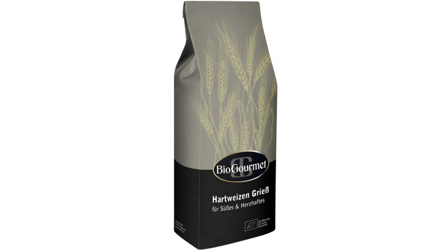 BioGourmet Hartweizen Griess