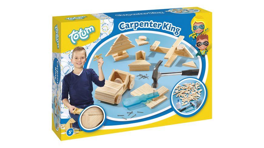Totum CREATIVITY CARPENTER KING ZIMMERMANNSET