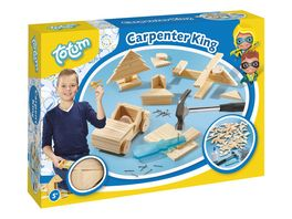 Totum CREATIVITY CARPENTER KING ZIMMERMANNSET