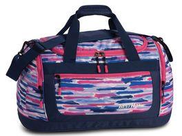 BESTWAY Sporttasche navy pink 40195 0622
