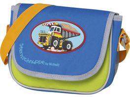Sternschnuppe Kindergartentasche Bagger