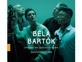 Bartok Complete String Quartets